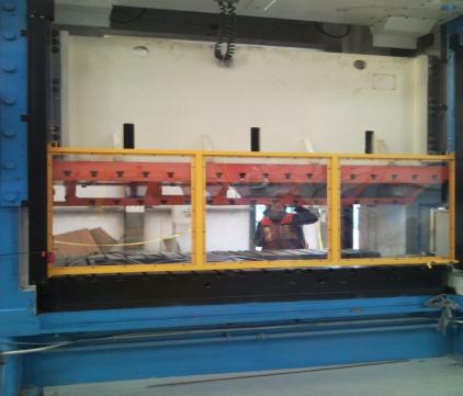 Guardas para máquinas especificas
